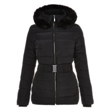 Buy Hobbs Jade Padded Jacket Online at johnlewis.com