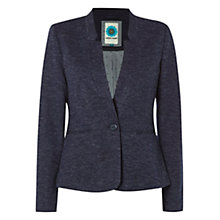 Buy White Stuff Heights Blazer, Brooklyn Blue Online at johnlewis.com