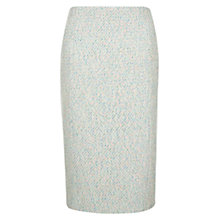 Buy Hobbs Louisa Skirt, Ivory Multi Online at johnlewis.com