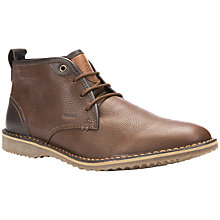 Buy Geox Zal Leather Desert Boots Online at johnlewis.com