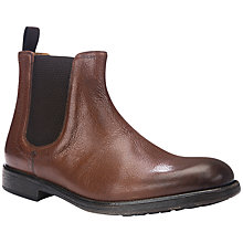 Buy Geox Jaylon Leather Chelsea Boots Online at johnlewis.com