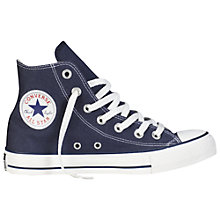Buy Converse All Star Hi-Top Trainers Online at johnlewis.com