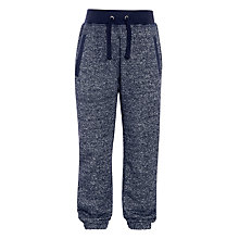 Buy John Lewis Boys' Jogger Trousers, Indigo Online at johnlewis.com