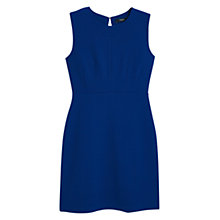 Buy Mango Fitted Textured Dress Online at johnlewis.com