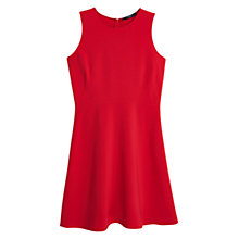 Buy Mango Flared Shift Dress Online at johnlewis.com