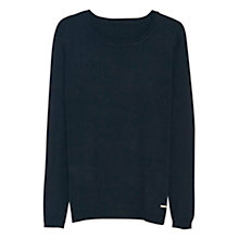 Buy Violeta by Mango Ribbed Panel Jumper Online at johnlewis.com