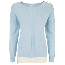 Buy Fenn Wright Manson Ella Jumper, Blue Online at johnlewis.com