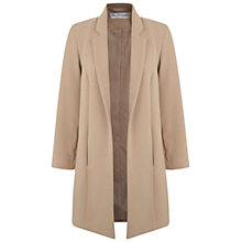 Buy Miss Selfridge Duster Coat, Camel Online at johnlewis.com
