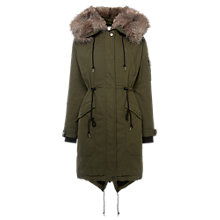 Buy Whistles Tyler Parka Online at johnlewis.com