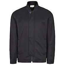 Buy Reiss Clarke Lightweight Jacket, Navy Online at johnlewis.com