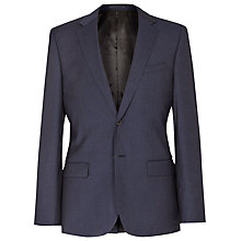 Buy Reiss Lester Mottled Wool Modern Fit Suit Jacket, Blue Online at johnlewis.com