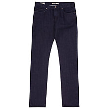 Buy Reiss Perisher Slim Jeans, Midnight Online at johnlewis.com