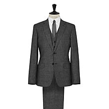 Buy Reiss Parker Modern Fit Three Piece Suit, Grey Online at johnlewis.com
