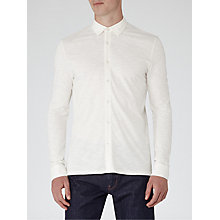 Buy Reiss Chance Jersey Shirt Online at johnlewis.com
