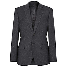 Buy Reiss Riggs Flecked Modern Fit Suit Jacket, Midnight Online at johnlewis.com