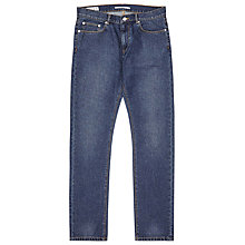 Buy Reiss Scooby Slim Jeans, Indigo Online at johnlewis.com