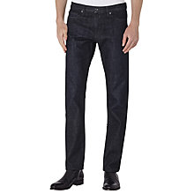 Buy Reiss Moscot Straight Jeans, Blue Online at johnlewis.com