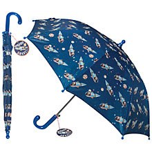 Buy Rex Spaceboy Umbrella, Blue Online at johnlewis.com
