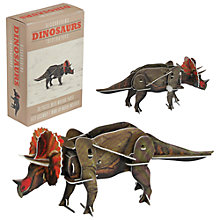 Buy Rex Make Your Own Triceratops Online at johnlewis.com