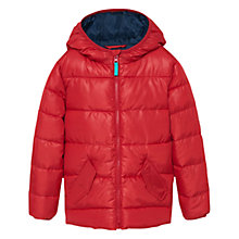Buy Mango Kids Boys' Quilted Coat Online at johnlewis.com