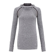 Buy Human Performance Engineering HPE Cross Seamless X Hoodie, Grey Online at johnlewis.com