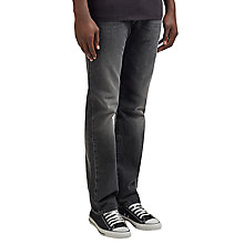 Buy Levi's 501 Range Jeans, Black Online at johnlewis.com