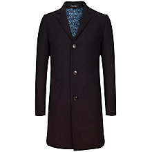 Buy Ted Baker Gains Wool Ombre Overcoat Online at johnlewis.com