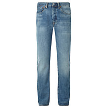 Buy Levi's 501 Nero Jeans, Light Acid Wash Online at johnlewis.com
