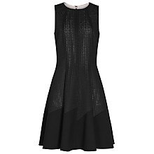 Buy Reiss Pinot Cut Work Seam Dress Online at johnlewis.com