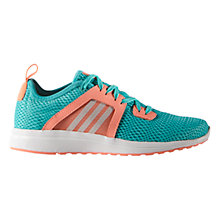 Buy Adidas Children's Durama Running Shoes, Mint Online at johnlewis.com