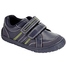 Buy John Lewis Ollie Trainer, Navy Online at johnlewis.com