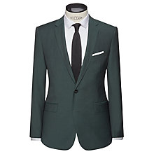 Buy Kin by John Lewis Stamford Tonic Suit Jacket, Emerald Green Online at johnlewis.com