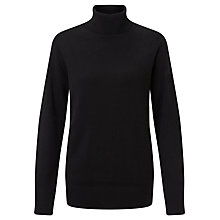 Buy Reiss Cashmere Mix Roll Neck Jumper Online at johnlewis.com