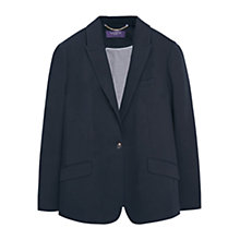 Buy Violeta by Mango Structured Cotton Blazer Online at johnlewis.com