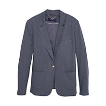 Buy Violeta by Mango Essential Structured Blazer Online at johnlewis.com