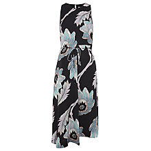 Buy Whistles Trippy Floral Dress, Multi Online at johnlewis.com