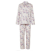 Buy John Lewis Paisley Print Pyjama Set, Multi Online at johnlewis.com