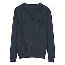 Buy Mango Kids Boys' Sweatshirt Online at johnlewis.com