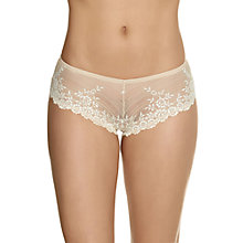 Buy Wacoal Embrace Lace Tanga Briefs Online at johnlewis.com