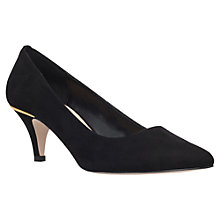 Buy Carvela Karen Mid Heel Court Shoes Online at johnlewis.com