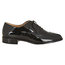 Buy Hobbs Harris Flat Lace Up Brogues Online at johnlewis.com