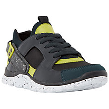 Buy Dune Etta Colour Contrast Trainers Online at johnlewis.com