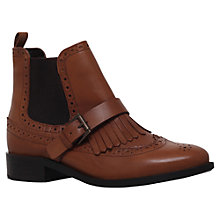 Buy Miss KG Stirling Chelsea Buckle Ankle Boots, Tan Online at johnlewis.com
