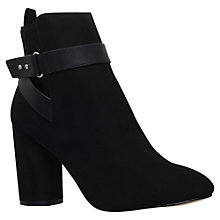 Buy Miss KG Sketch Block Heeled Ankle Boots Online at johnlewis.com