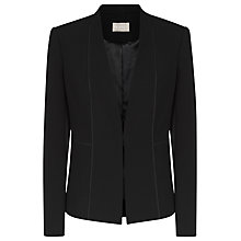 Buy Planet Lace Jacket, Black Online at johnlewis.com