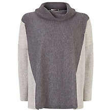 Buy Fenn Wright Manson Cowl Neck Savanna Jumper, Grey Online at johnlewis.com