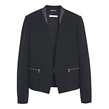 Buy Mango Minimal Blazer Online at johnlewis.com