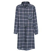 Buy Violeta by Mango Check Shirt Dress Online at johnlewis.com