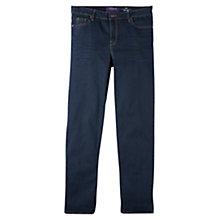 Buy Violeta by Mango Straight Ely Jeans Online at johnlewis.com