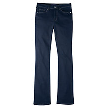Buy Violeta by Mango Martha Bootcut Jeans, Open Blue Online at johnlewis.com